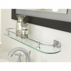 Richmond glass shelf 50 cm