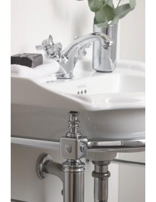 DRIFT lille håndvask på stel