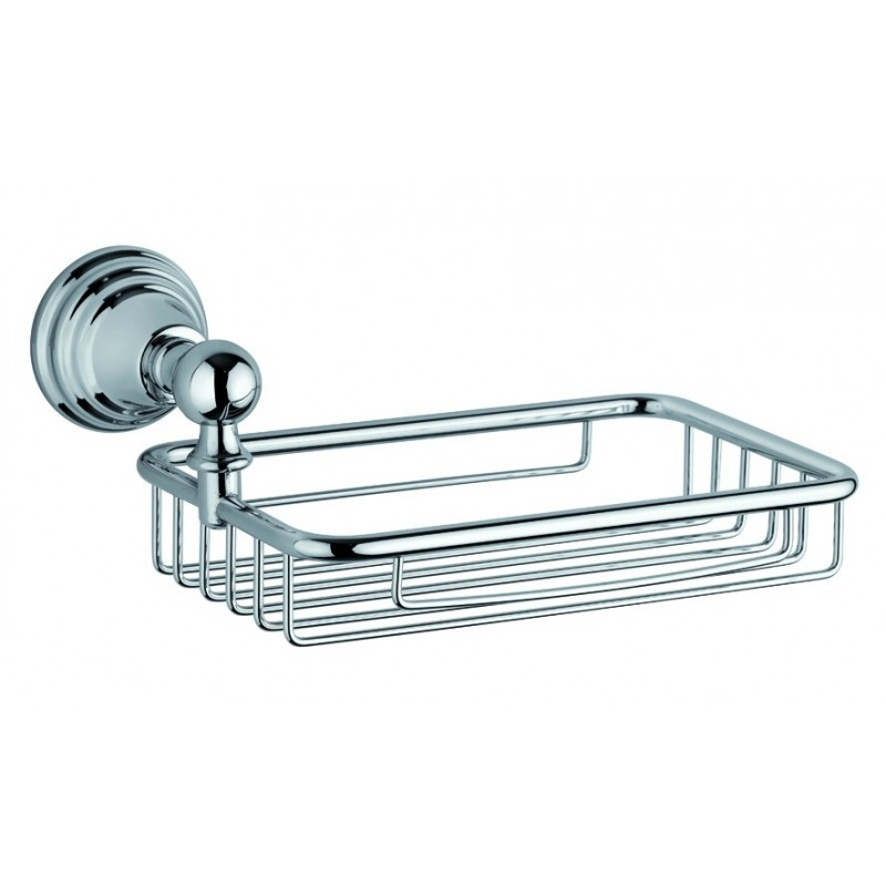 Wall mounted soap basket CA 134