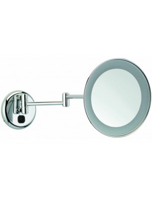 Magnifying mirror with built-in light SP811