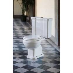 Albano toilet med fast cisterne