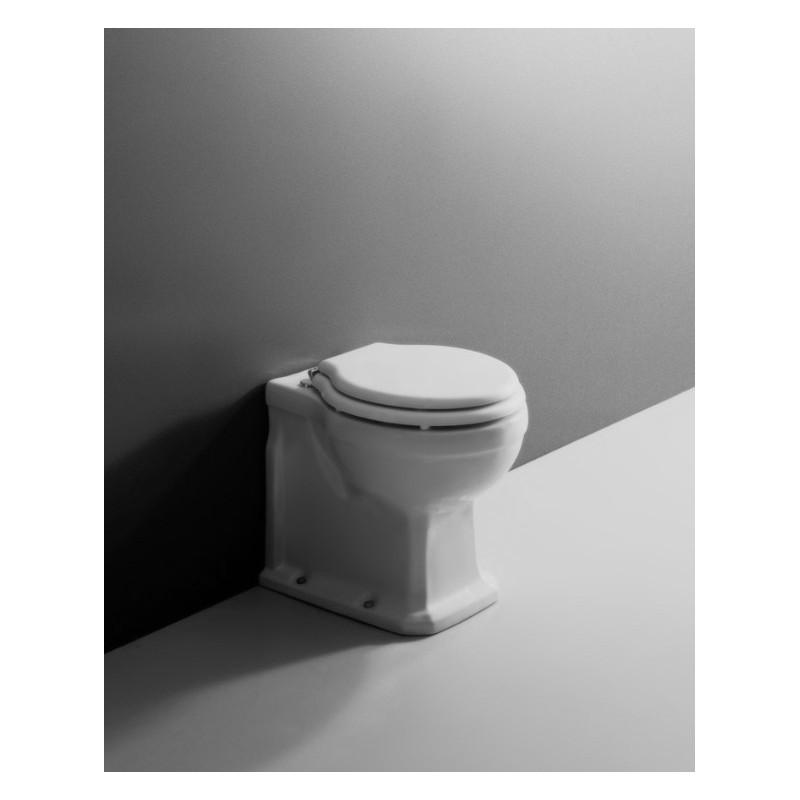 Albano toilet til gulv