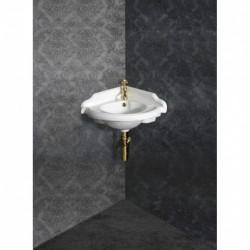 Sovereign corner sink