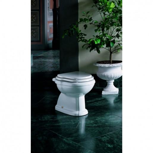 Sovereign toilet til gulv