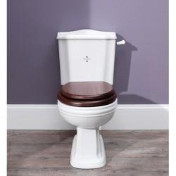 Balasani toilet med fast cisterne