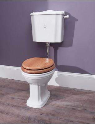 Balasani toilet med lav cisterne