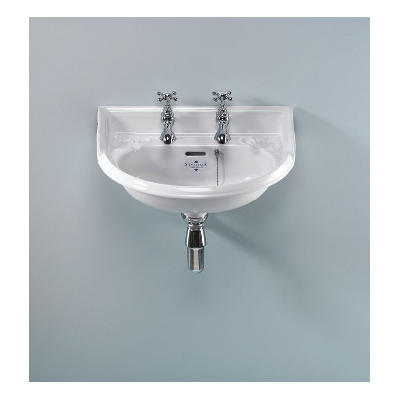 Belgravia small basin for wall