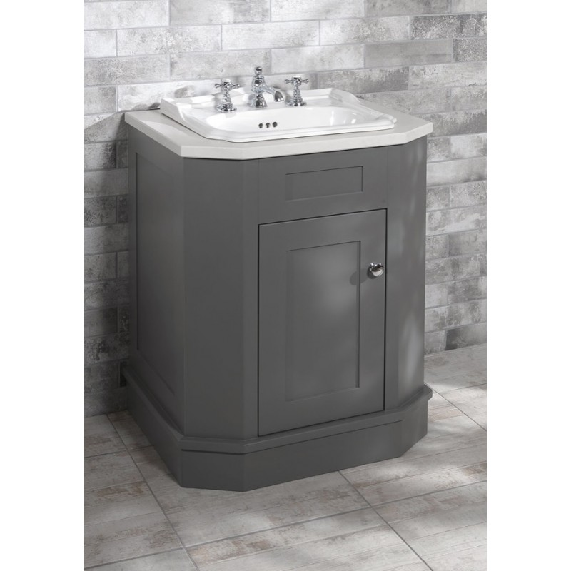 Balasani sink with cupboard and door 700 mm