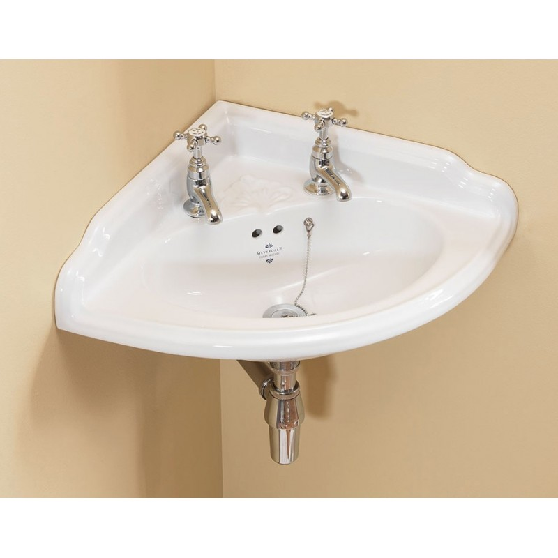 Victorienne coin lavabo