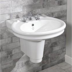 Hillingdon 650  basin for wall