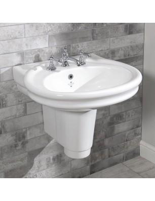 Hillingdon 650 håndvask til væg