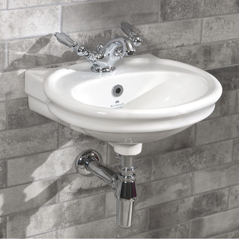 Hillingdon 450 basin for wall