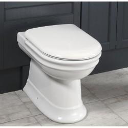 Hillingdon toilet til gulv til indbygget cisterne