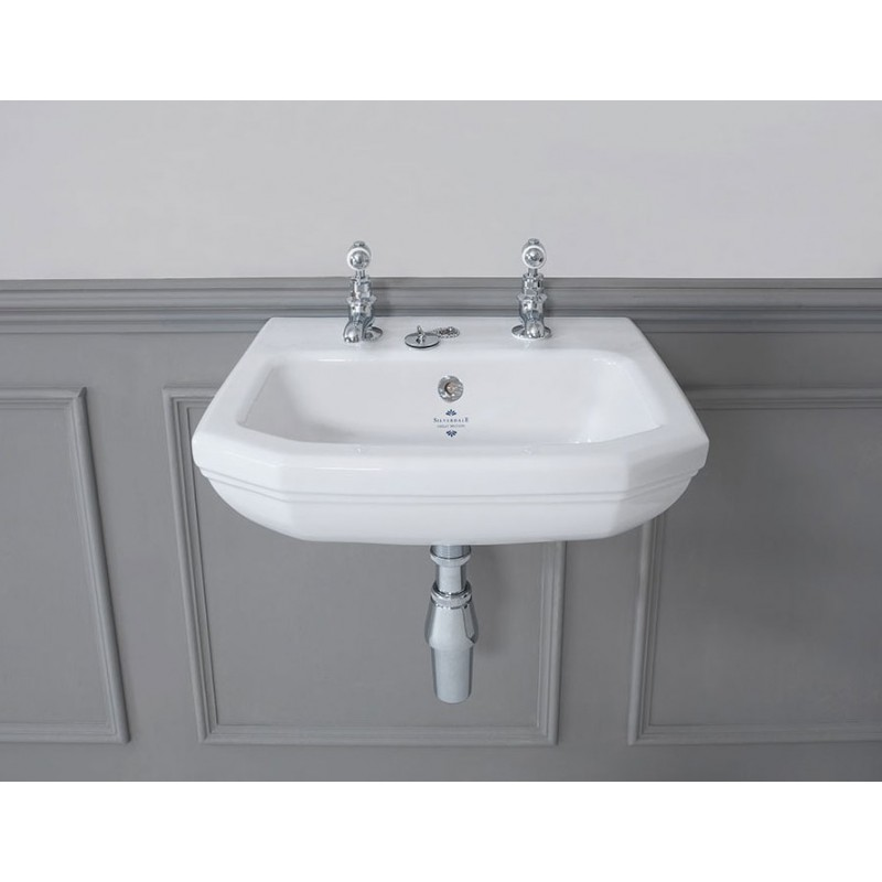 Empire small basin for wall