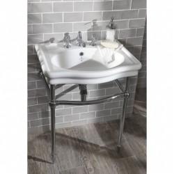 Loxley 650 stor håndvask på stel