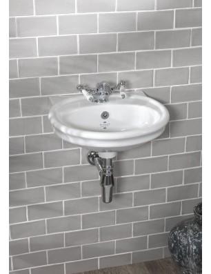Loxley lille håndvask til væg