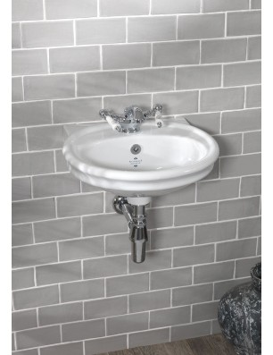 Loxley small basin for wall