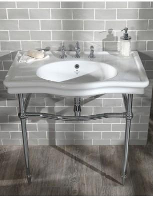 Loxley 850 stor håndvask på stel