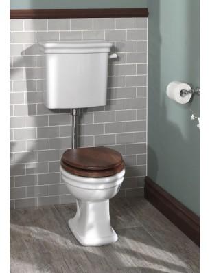 Loxley toilet med lav cisterne