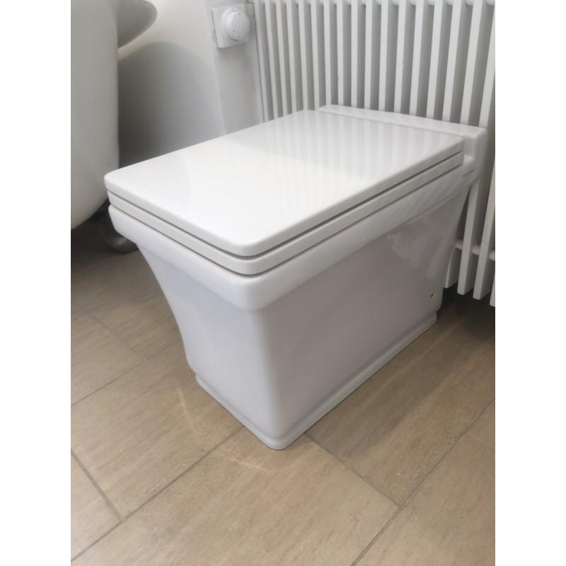 Neo toilet til gulv til indbygget cisterne