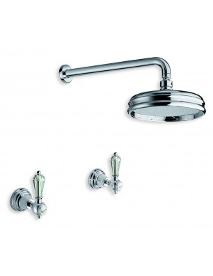 6021 Dronning faucet wall mounted shower
