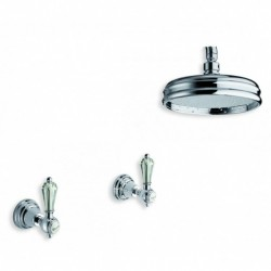 6021-L Dronning faucet wall mounted shower