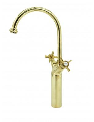 3010 HL Waterspring armatur 1-huls messing
