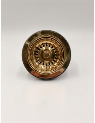 Bottom valve 90 Ø mm brass