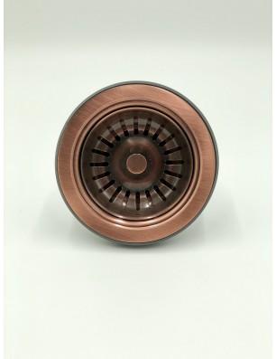 Bottom valve 90 Ø mm copper