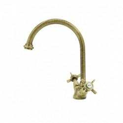 3010 Waterspring armatur 1-huls bronze