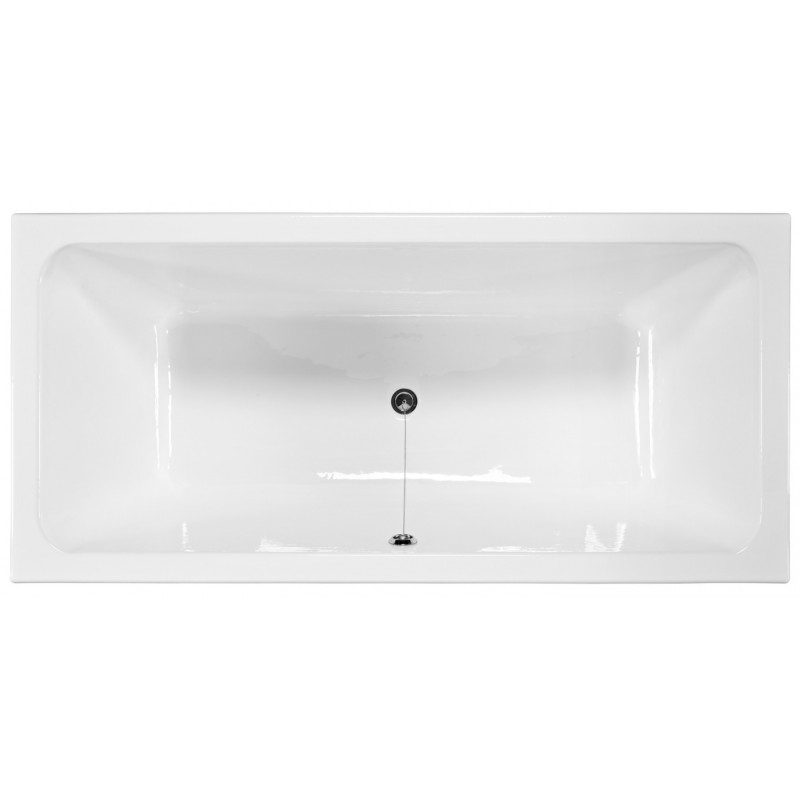 Moritz built-in bathtub