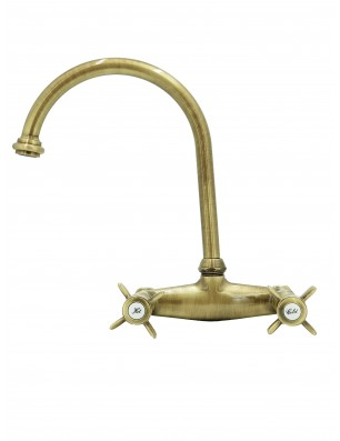 3012 Water spring fixture to wall