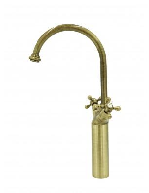 3010 HL Ulisse armatur 1-huls bronze