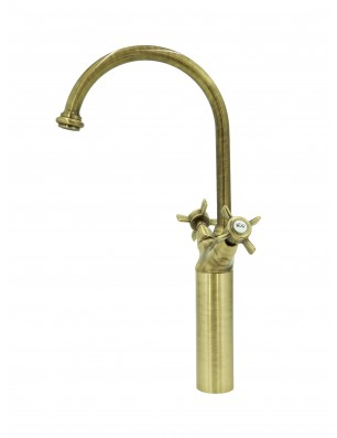 3010 HL Waterspring armatur 1-huls bronze