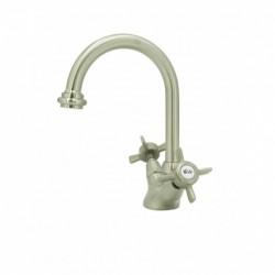 3010-P Waterspring vandhaner 1 huls børstet krom