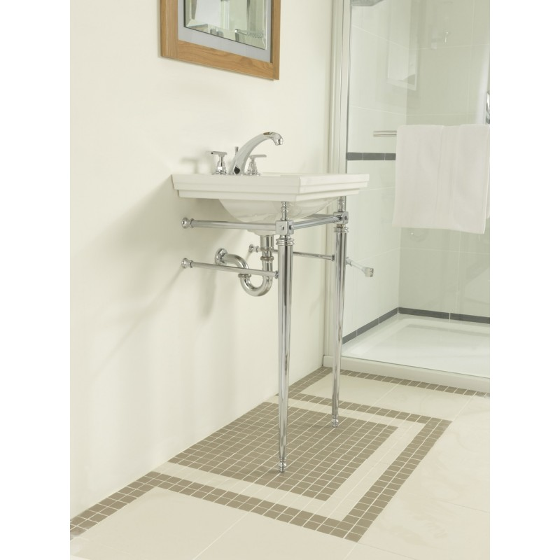 ASTORIA DECO lille håndvask på stel