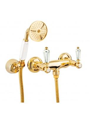 Doccia base Queen faucet shower