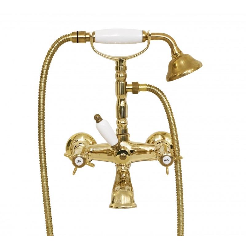 6000 Vatten våren blandare för badkar