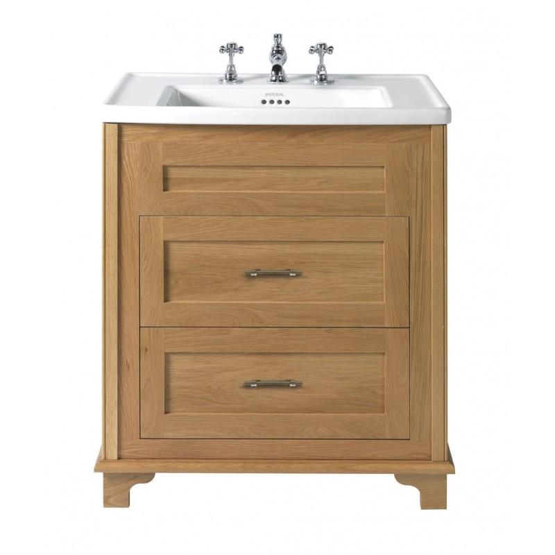 Radcliffe vask med skab og skuffe