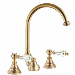 6004 Dronning faucet 3-hole