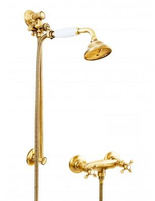 6019 + 704 Ulisse faucet shower