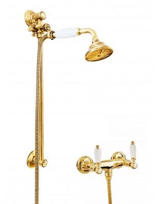 6019 + 704 Penelope faucet shower