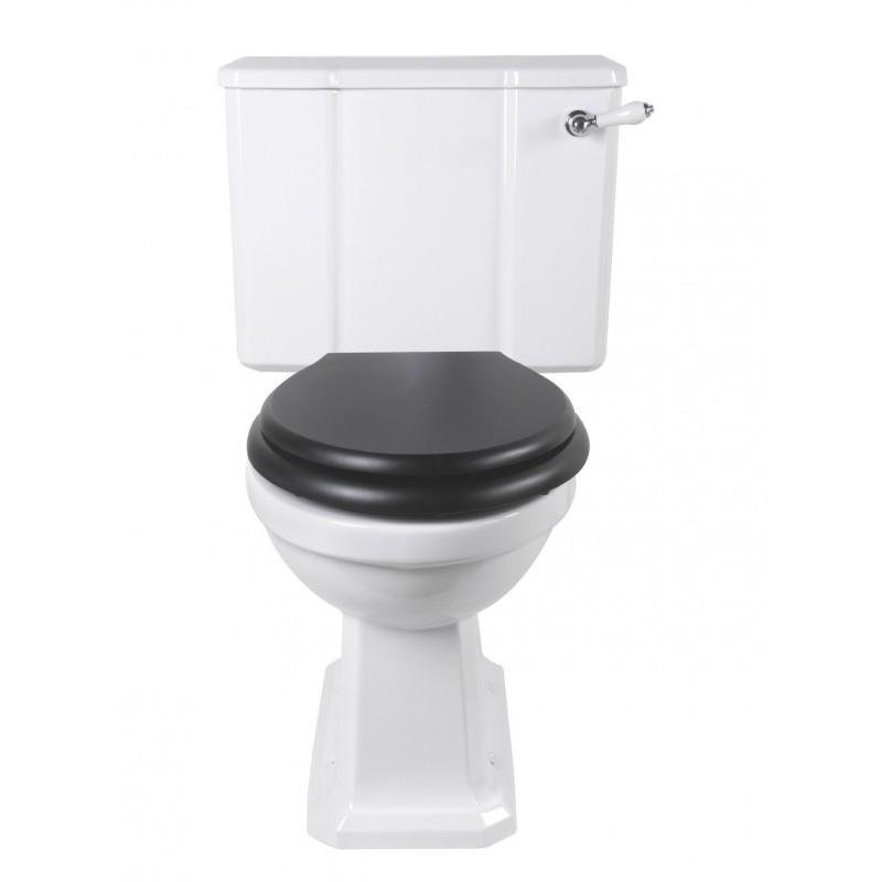Chelsea toilet med fast cisterne