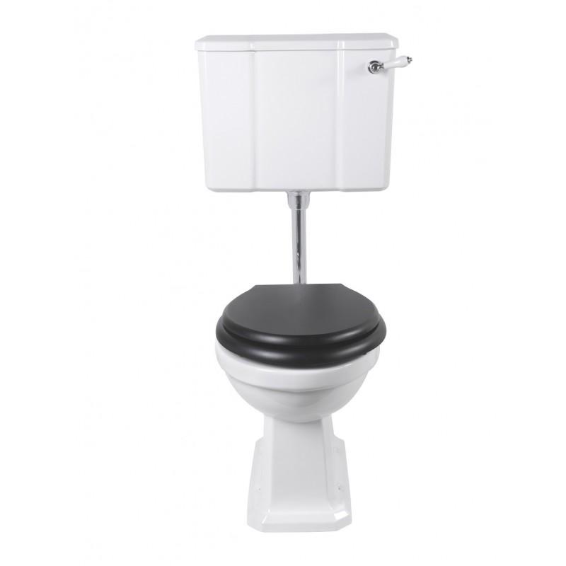 Chelsea Toalett med låg cistern