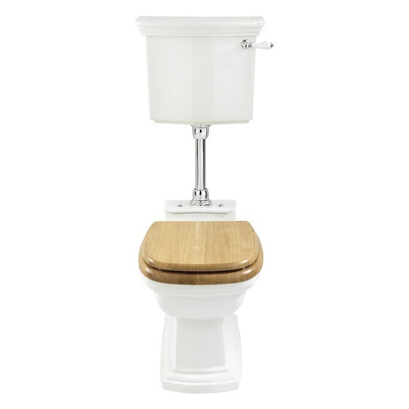 RADCLIFF Toilet with low cistern