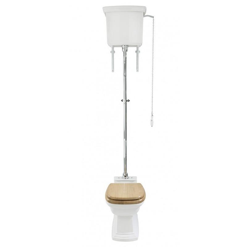 RADCLIFF Toalett med hög cistern