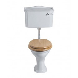 HEYFORD, WC med låg cistern