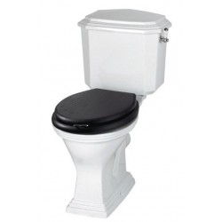 ASTORIA DECO Toilet with fixed cistern