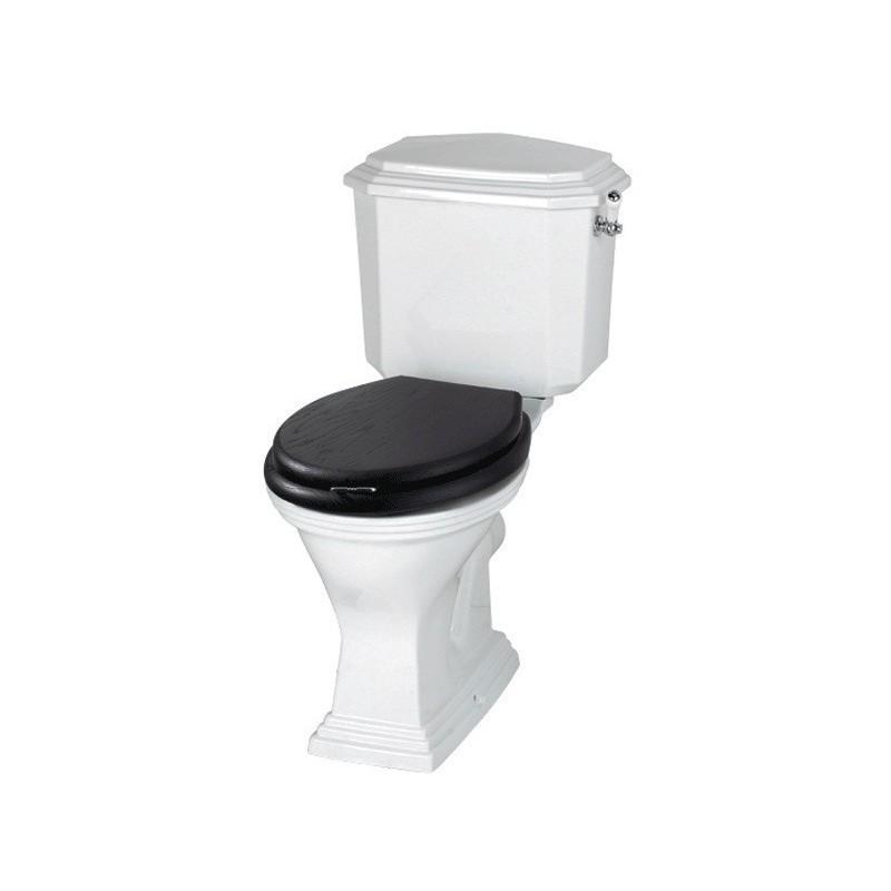 ASTORIA DECO Toilet med fast cisterne