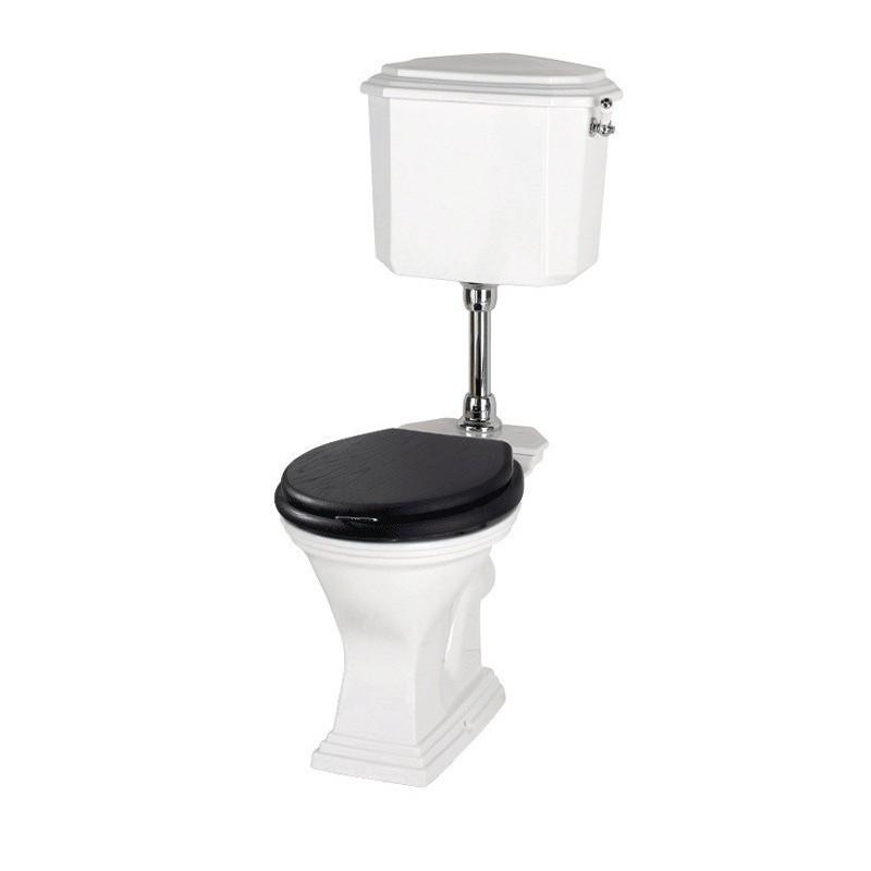 ASTORIA DECO Toalett med låg cistern